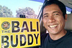 Bali Buddy Driver Wayan