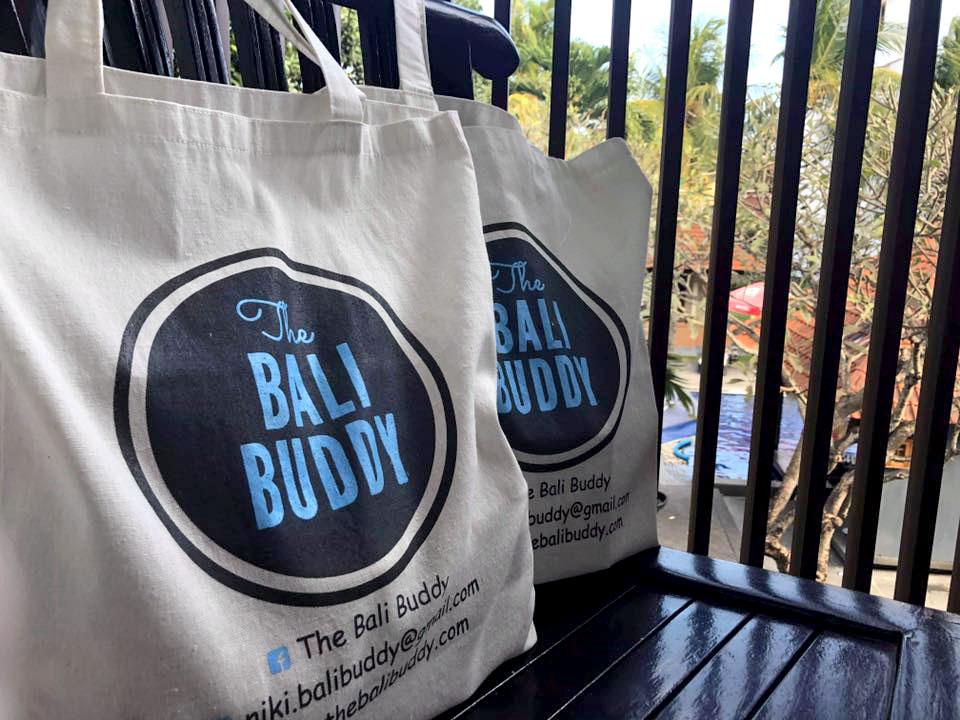 Bali Buddy Eco Bags